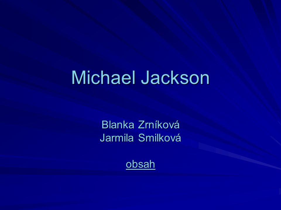 Blanka Zrníková Jarmila Smilková obsah