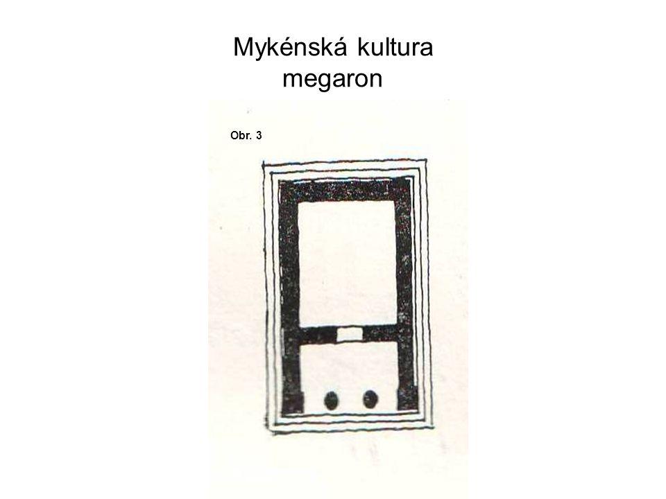 Mykénská kultura megaron
