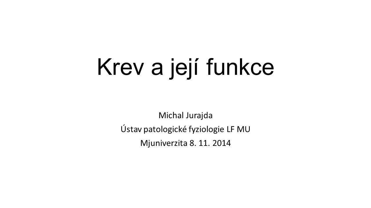 Ústav patologické fyziologie LF MU