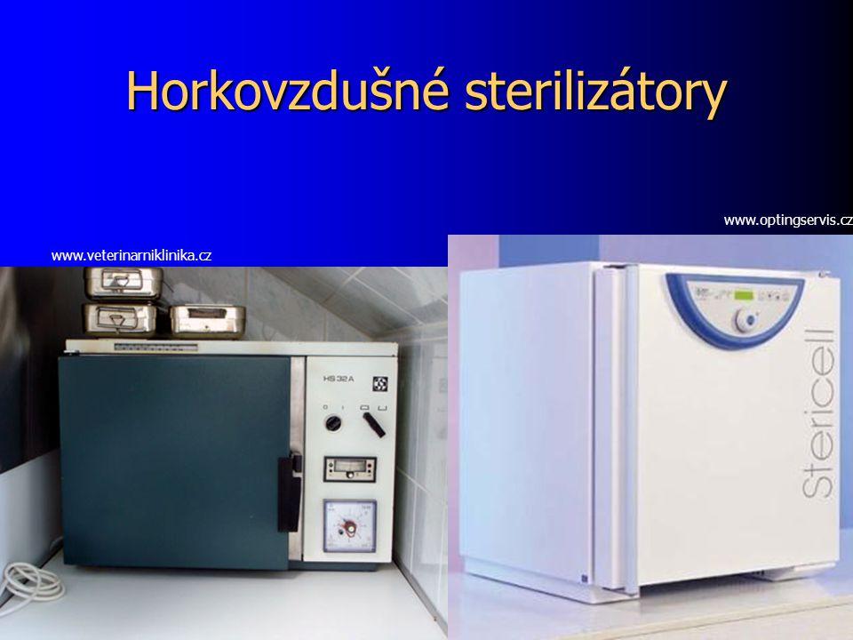 Horkovzdušné sterilizátory