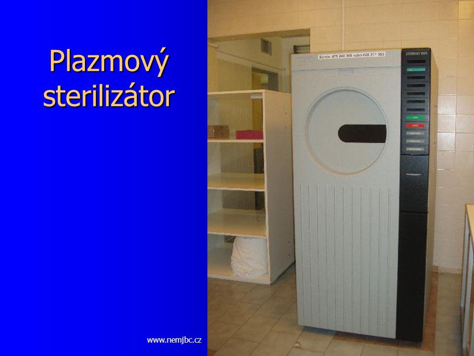 Plazmový sterilizátor