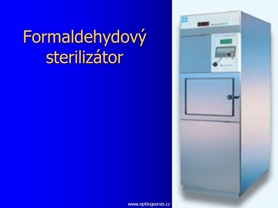 Formaldehydový sterilizátor