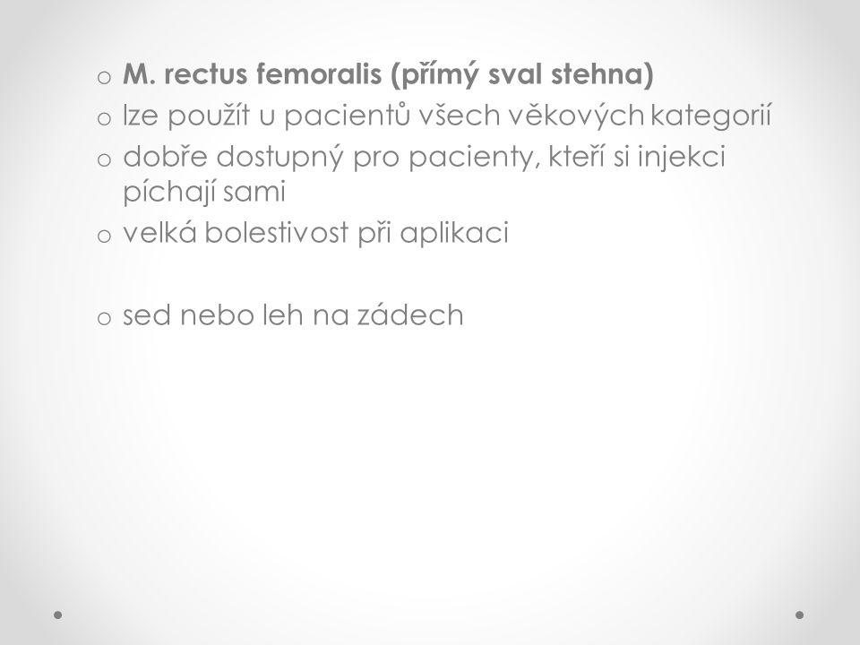 M. rectus femoralis (přímý sval stehna)