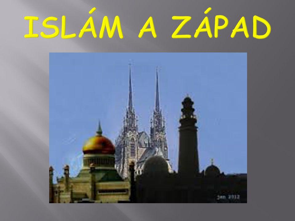 ISLÁM A ZÁPAD
