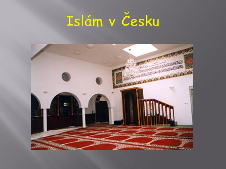 Islám v Česku