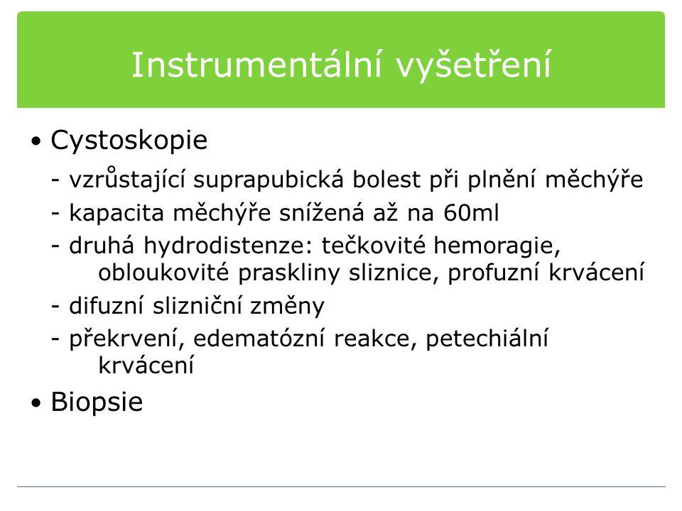 Instrumentální vyšetření