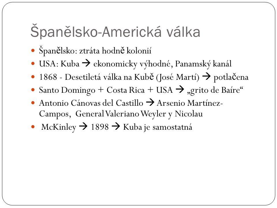 Španělsko-Americká válka