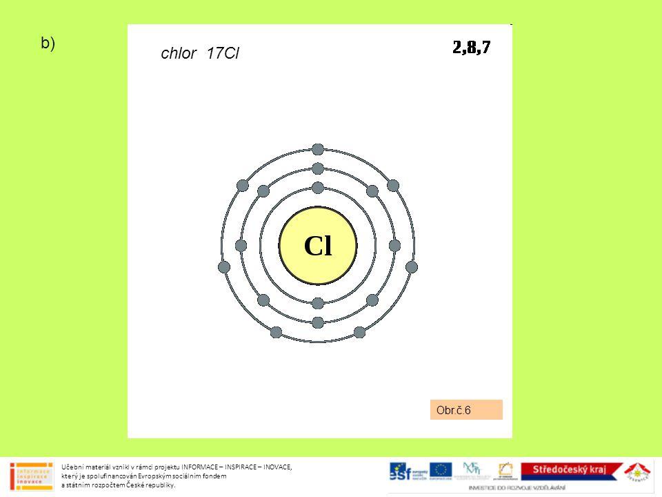 chlor 17Cl Obr.č.6. b)