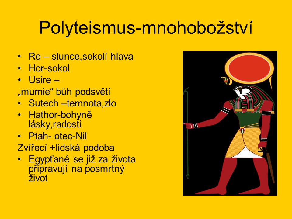Polyteismus-mnohobožství
