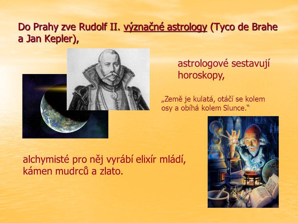 astrologové sestavují horoskopy,