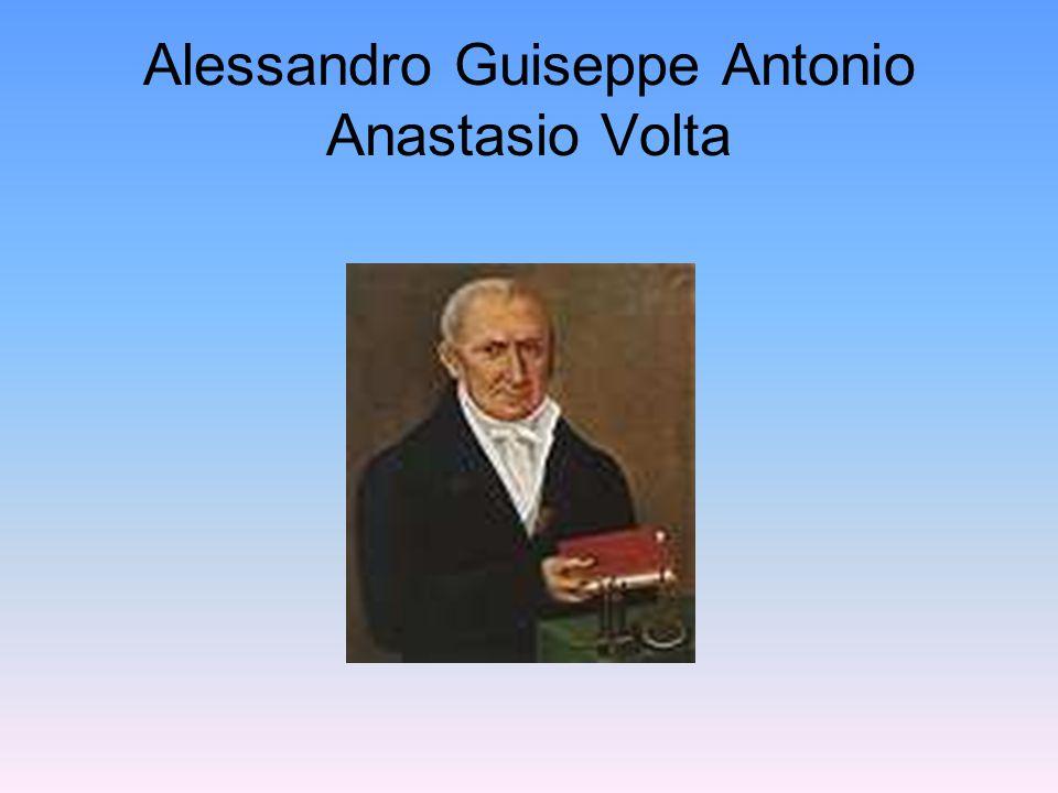 Alessandro Guiseppe Antonio Anastasio Volta