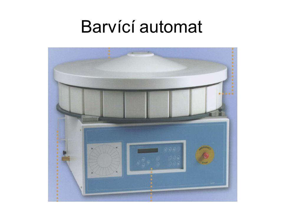 Barvící automat