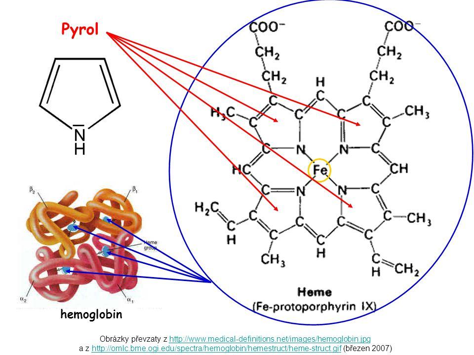 Pyrol hemoglobin.