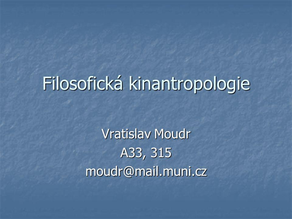 Filosofická kinantropologie