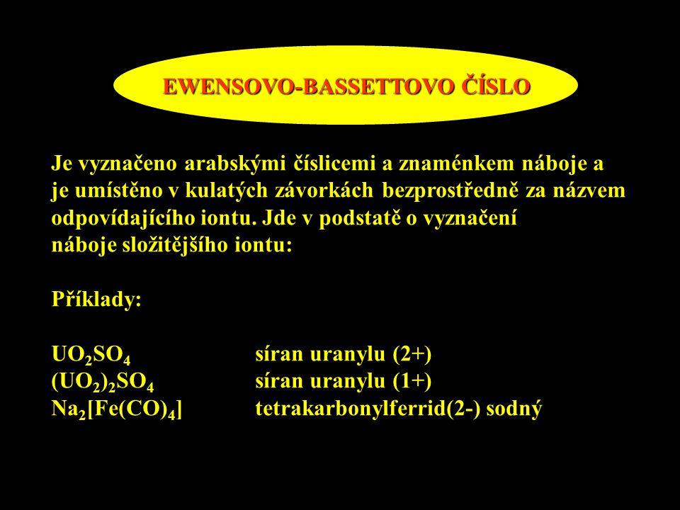 EWENSOVO-BASSETTOVO ČÍSLO