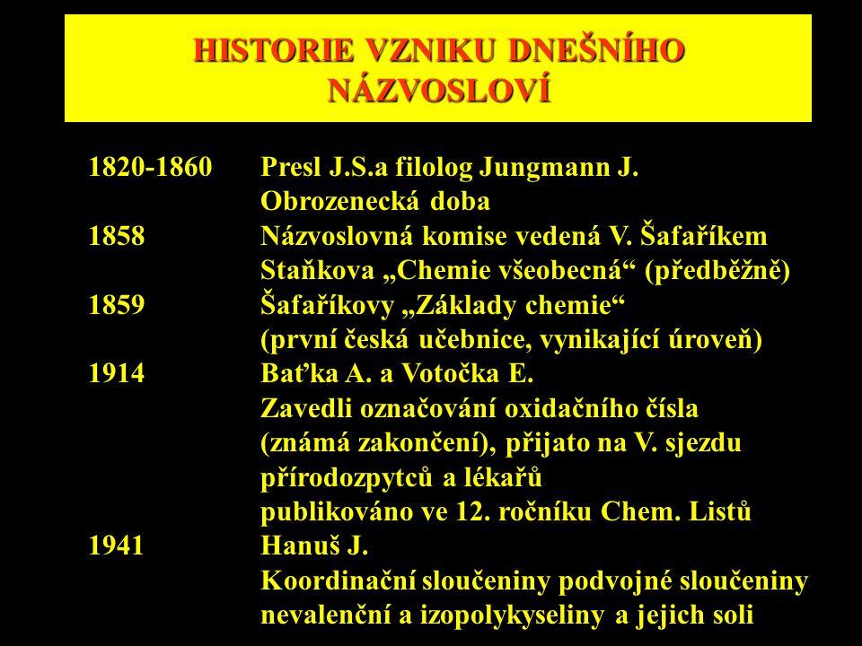 HISTORIE VZNIKU DNEŠNÍHO