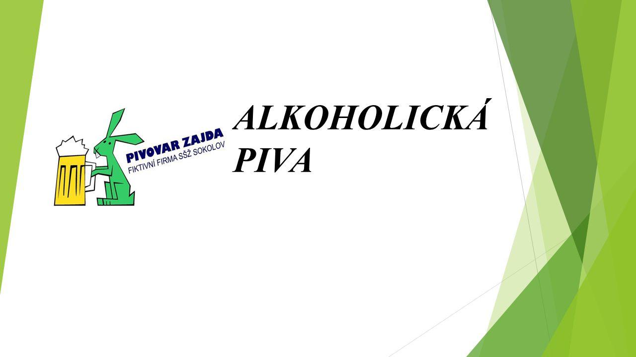 ALKOHOLICKÁ PIVA