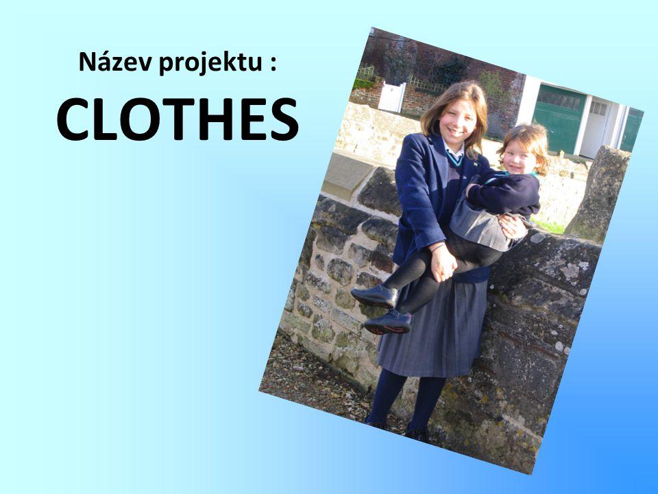 Název projektu : CLOTHES