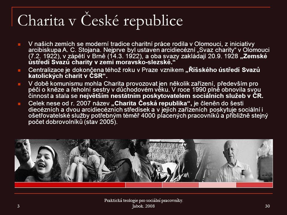 Charita v České republice