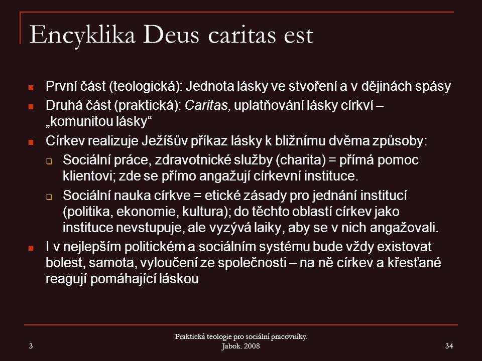 Encyklika Deus caritas est