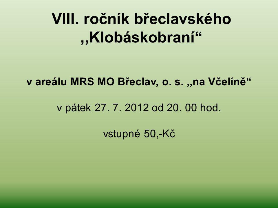 VIII. ročník břeclavského ,,Klobáskobraní