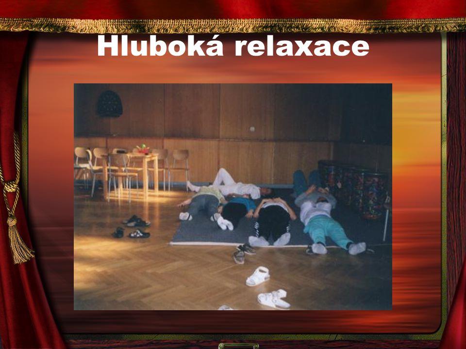 Hluboká relaxace