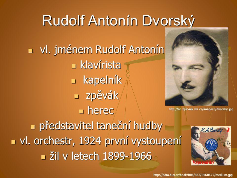 Rudolf Antonín Dvorský