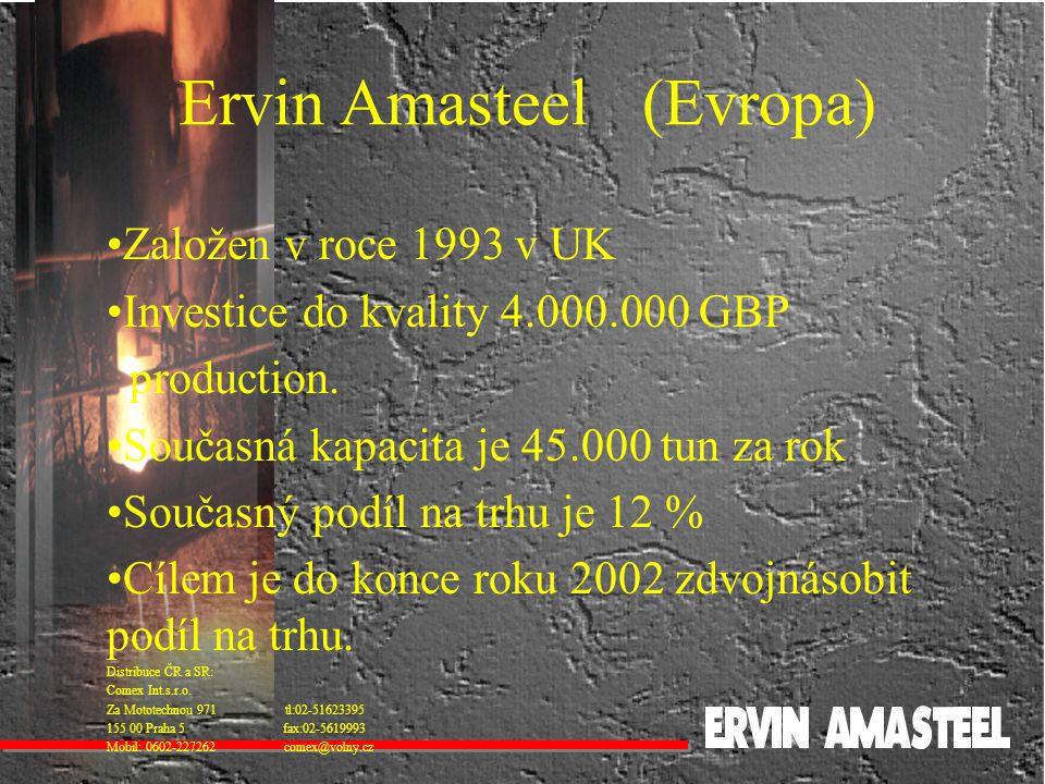 Ervin Amasteel (Evropa)
