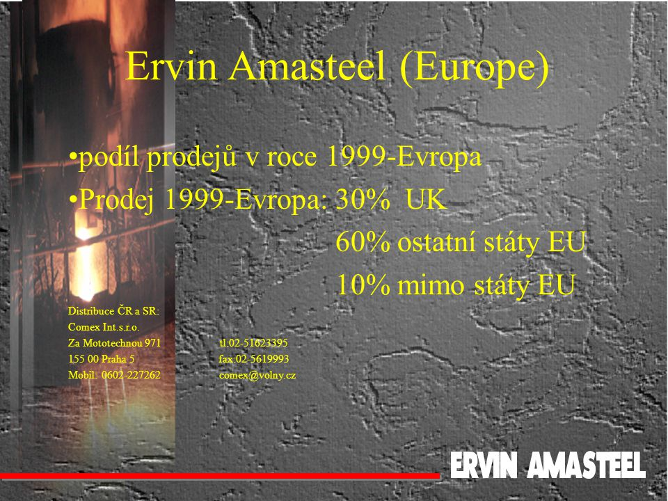 Ervin Amasteel (Europe)