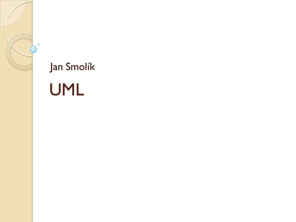 Jan Smolík UML