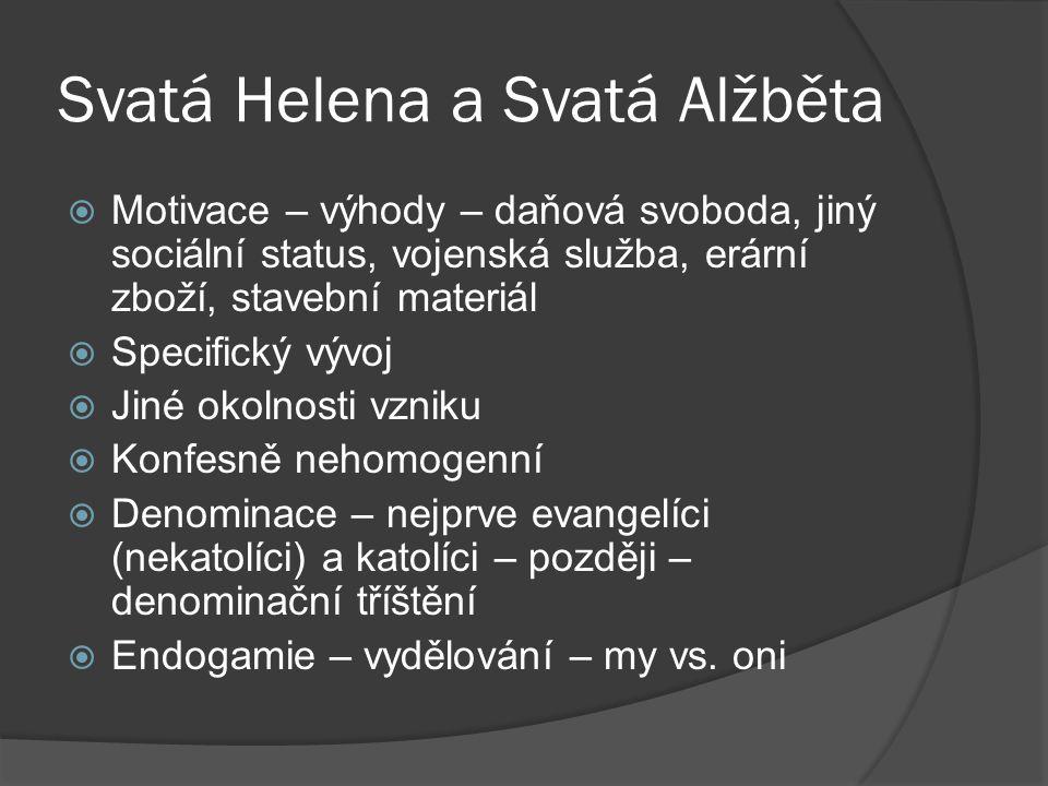 Svatá Helena a Svatá Alžběta
