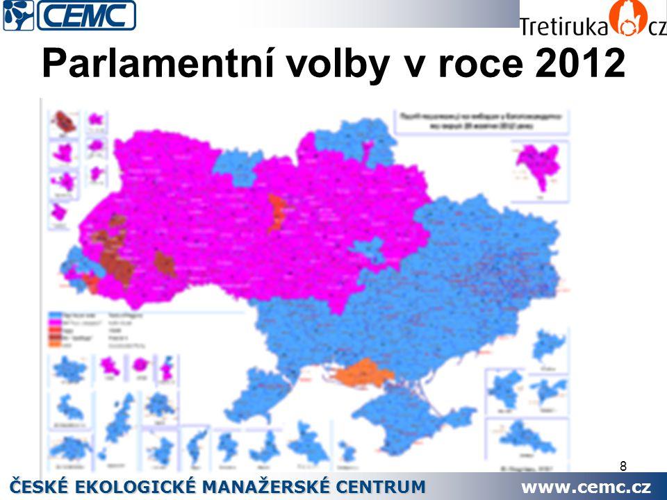 Parlamentní volby v roce 2012