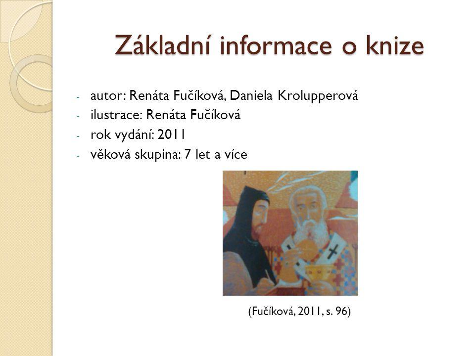Základní informace o knize
