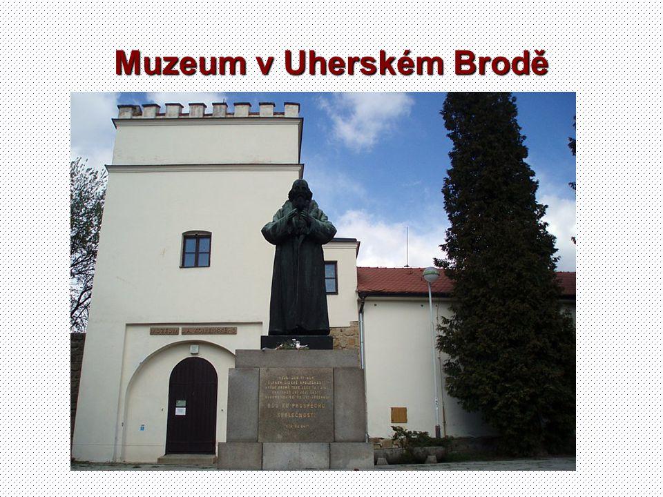Muzeum v Uherském Brodě