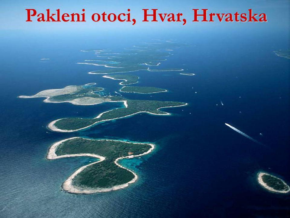 Pakleni otoci, Hvar, Hrvatska