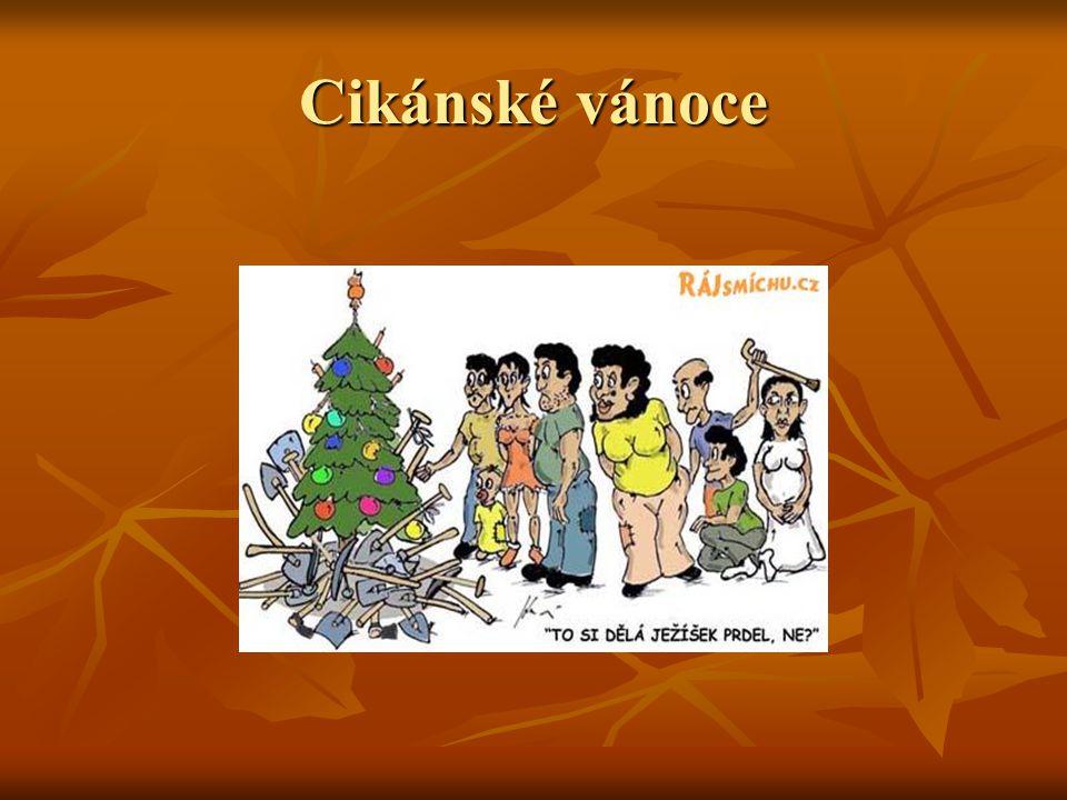 Cikánské vánoce