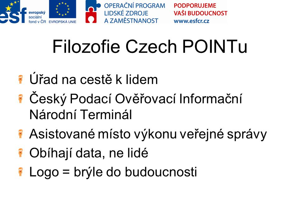 Filozofie Czech POINTu