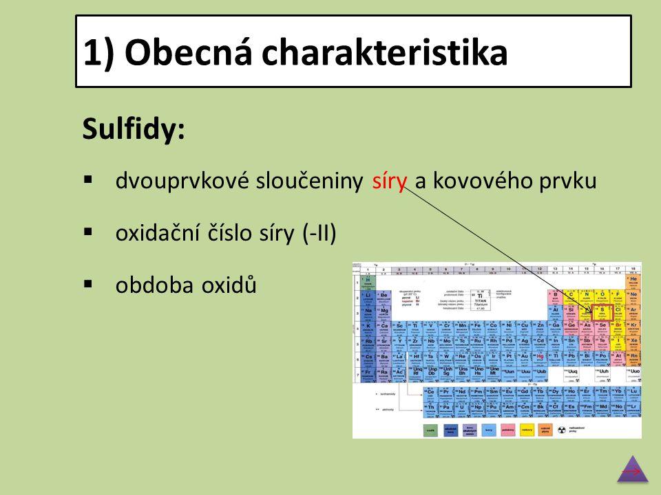 1) Obecná charakteristika