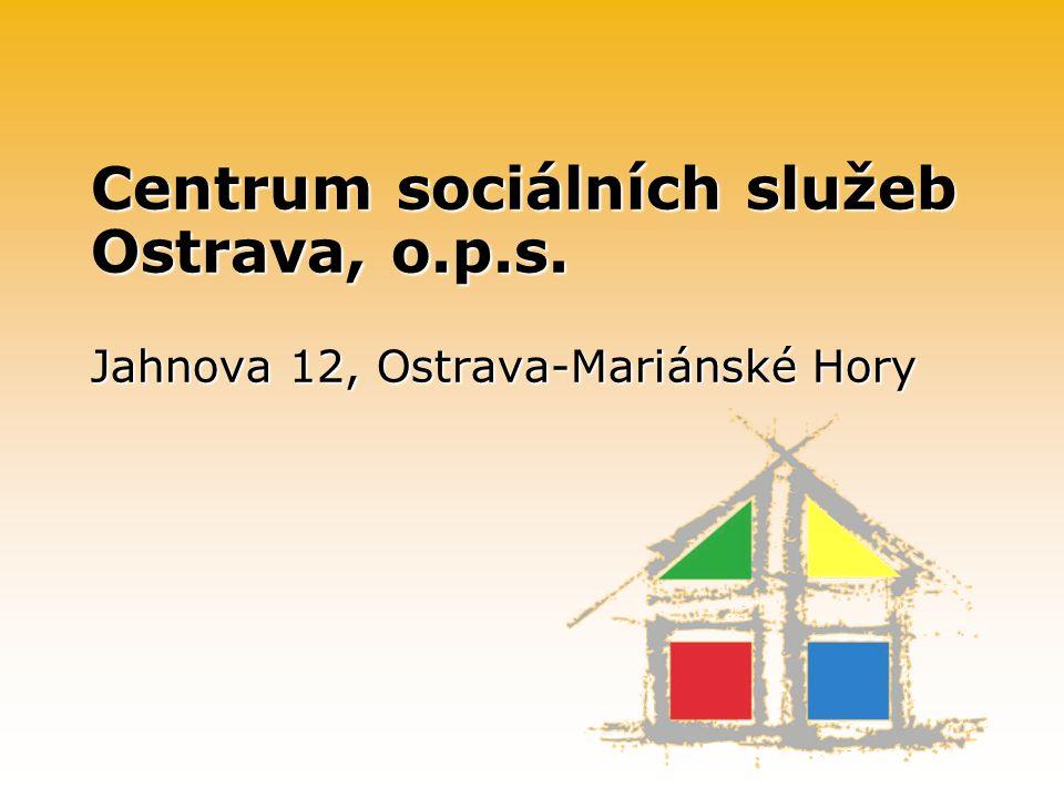 Centrum sociálních služeb Ostrava, o. p. s