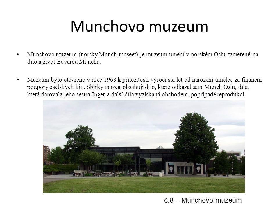 Munchovo muzeum č.8 – Munchovo muzeum