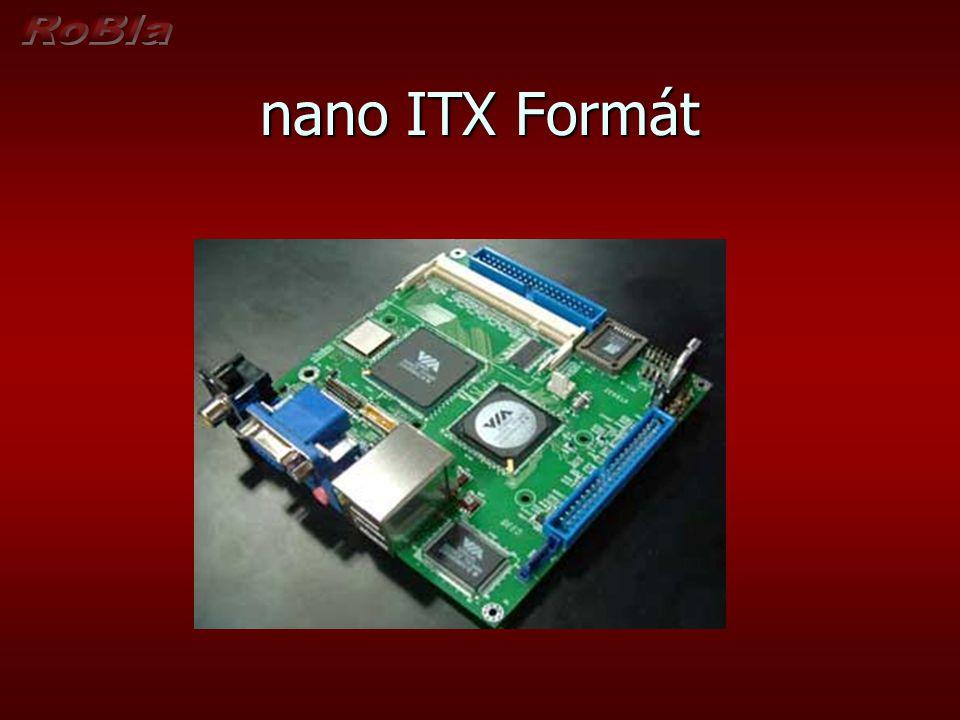nano ITX Formát