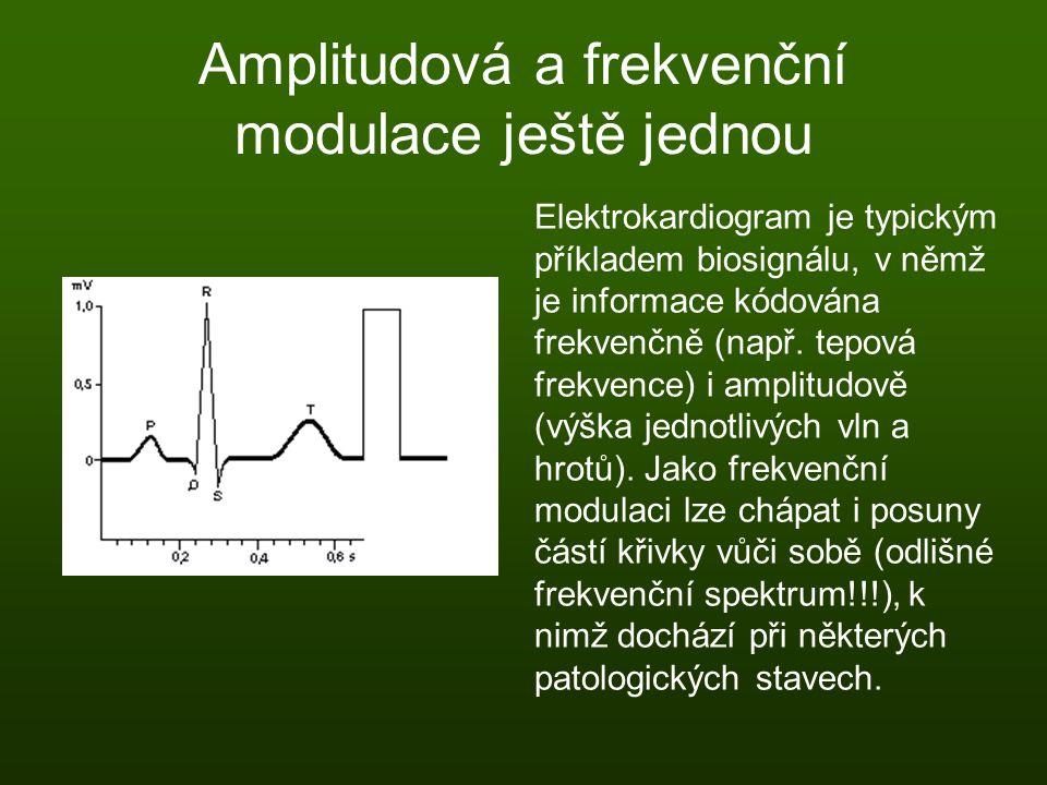 Amplitudová a frekvenční modulace ještě jednou