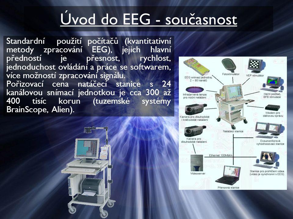 Úvod do EEG - současnost
