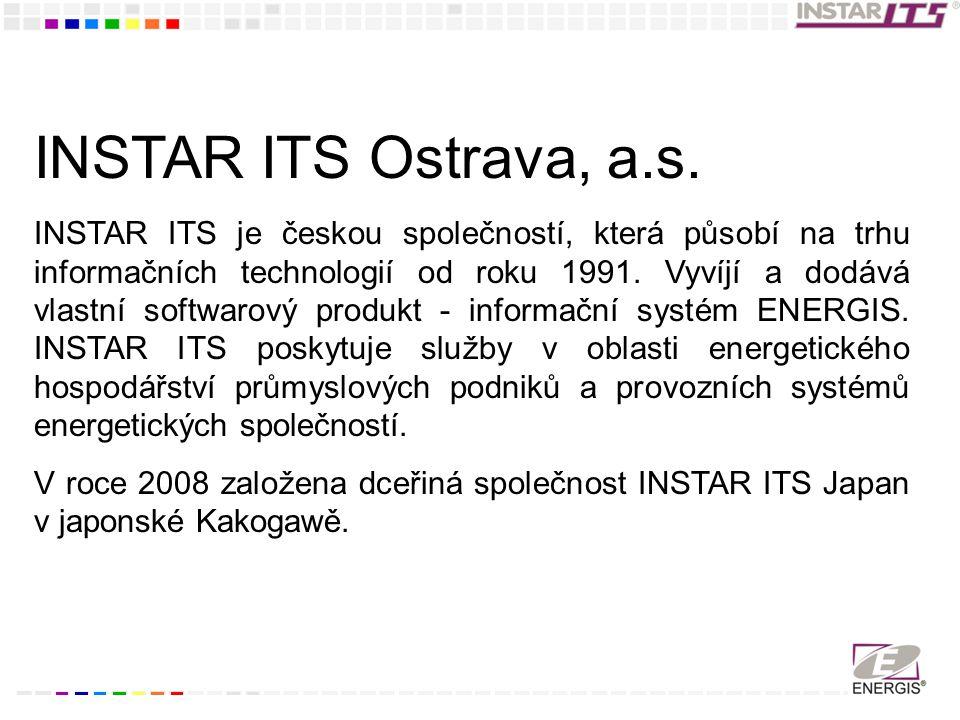 INSTAR ITS Ostrava, a.s.