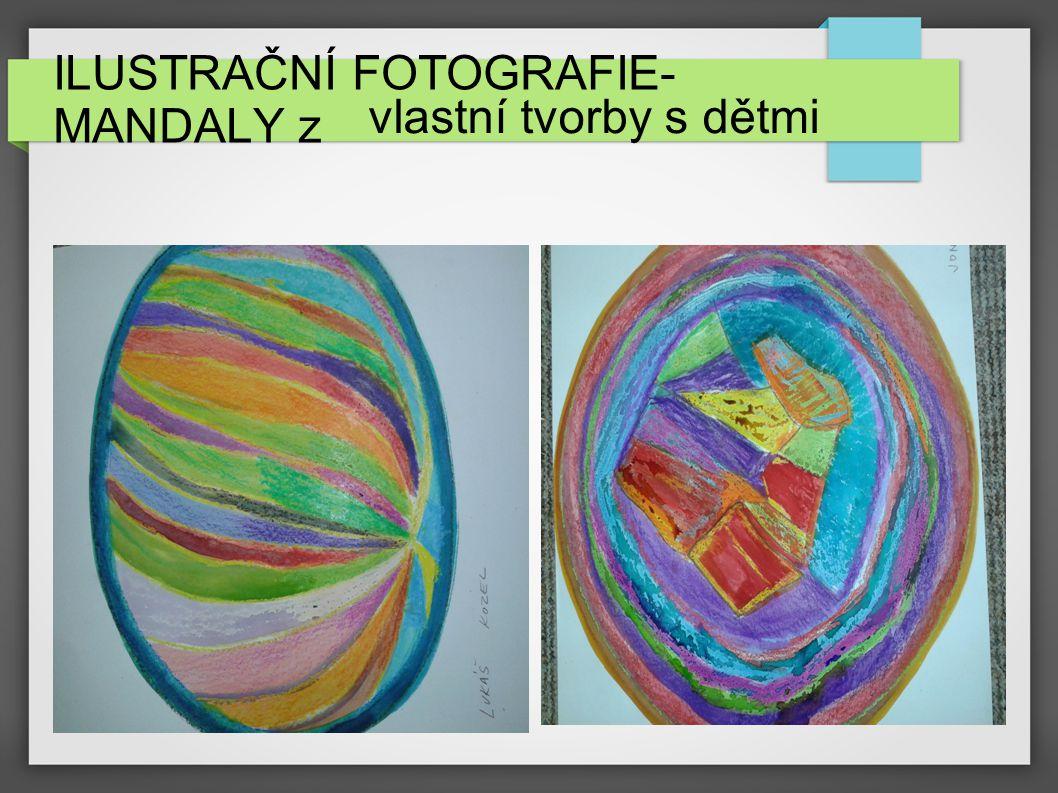 ILUSTRAČNÍ FOTOGRAFIE- MANDALY z