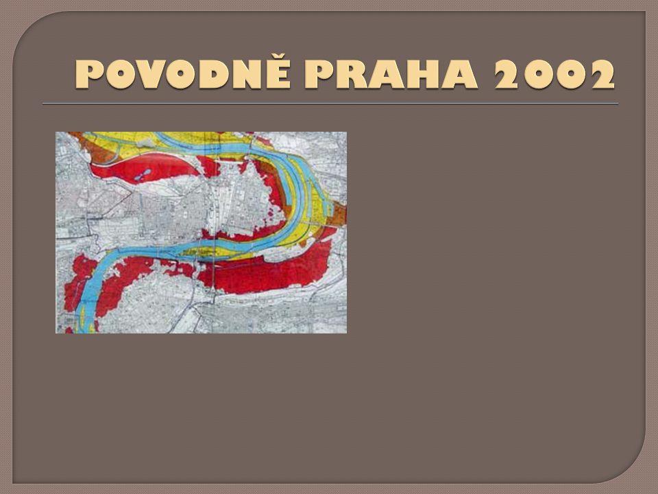 POVODNĚ PRAHA 2002