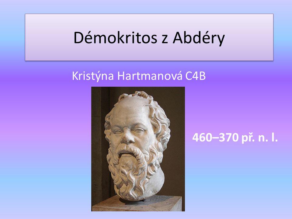 Kristýna Hartmanová C4B