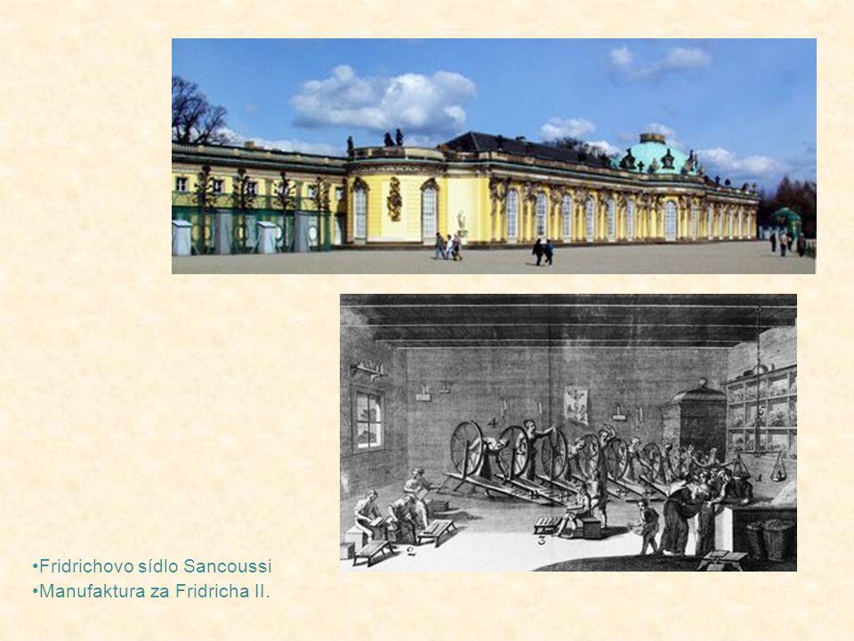 Fridrichovo sídlo Sancoussi