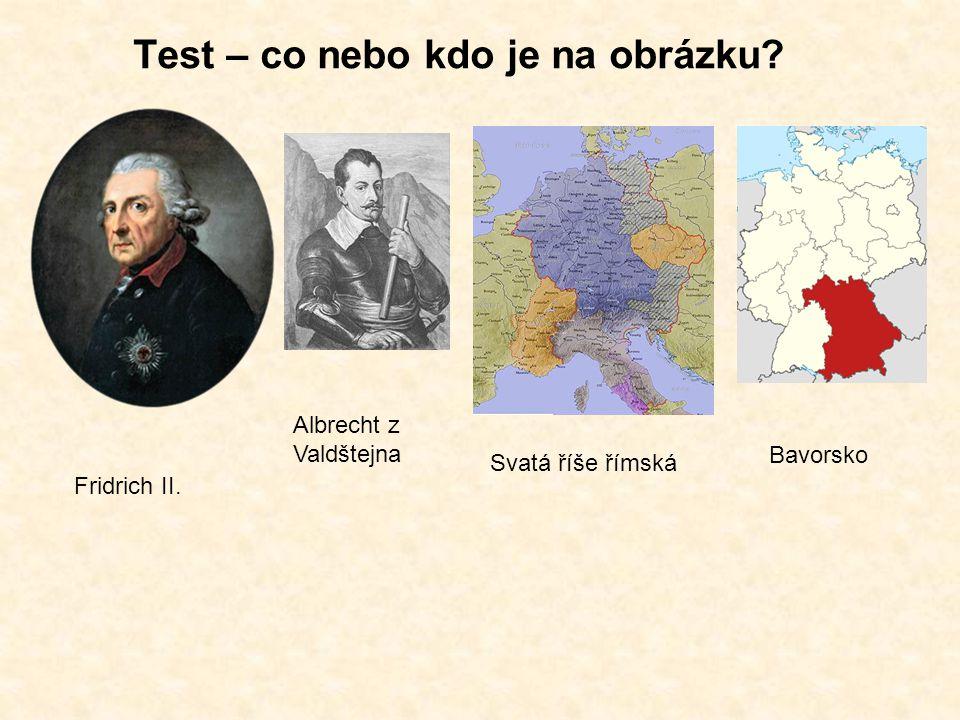 Test – co nebo kdo je na obrázku
