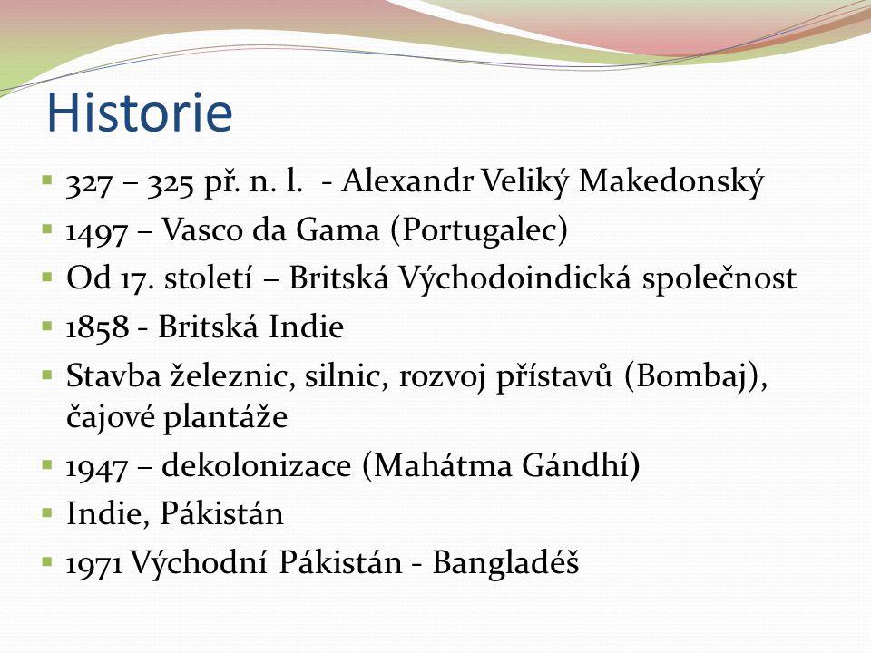Historie 327 – 325 př. n. l. - Alexandr Veliký Makedonský